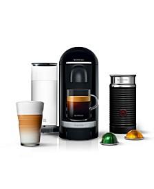by Breville VertuoPlus Deluxe Coffee & Espresso Machine with Aerocinno3