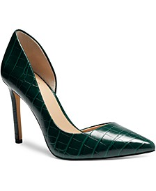 INC Kenjay D'Orsay Pumps, Created for Macy's