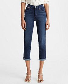Levi's® Women's Boyfriend Tapered-Leg Jeans