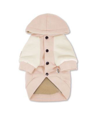 'Heritage' Soft-Cotton Fashion Dog Hoodie Medium