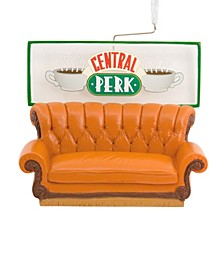 Friends Central Perk Cafe Couch Ornament