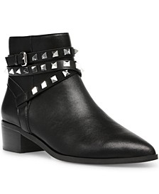 Women's Besto Studded Ankle Booties