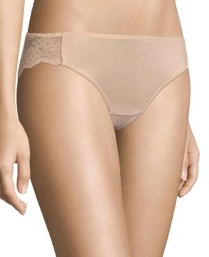 Comfort Devotion Lace Back Tanga Underwear 40159
