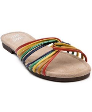 Hallie Strappy Slide Sandals Women's Shoes