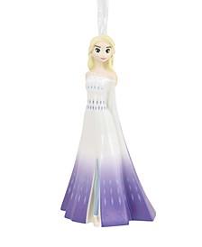 Disney Frozen 2 Elsa the Snow Queen Christmas Ornament