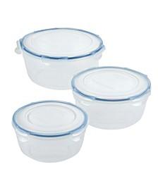 Easy Essentials 6-Pc. Nested Bowl Food Storage Set