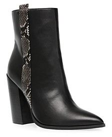 Vox High-Heeled Western Booties