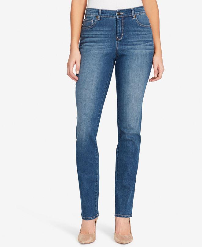Gloria Vanderbilt Rail Straight Women's Jeans