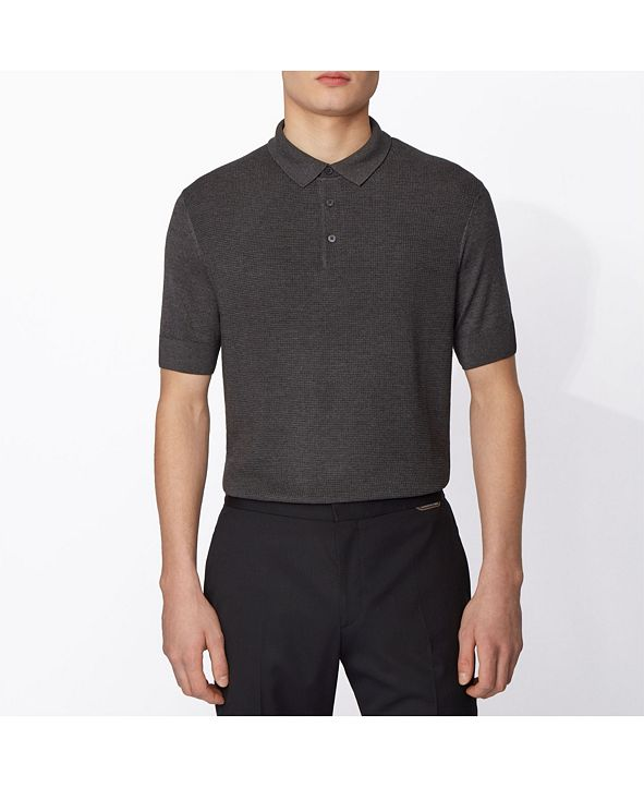 Hugo Boss Men's Knitted Sweater