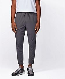 BOSS Men's Hwoven Water-Repellent Jogging Trousers