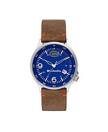 Men's Canyon Ridge Florida Saddle Leather Watch 45mm