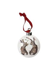 CLOSEOUT! Bauble - All I Want For Christmas