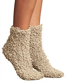 Powder Puff Boot Sock