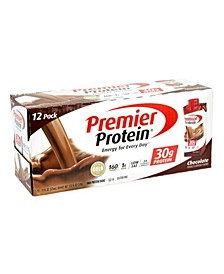 Chocolate Protein Shake, 11 oz, 12 Count