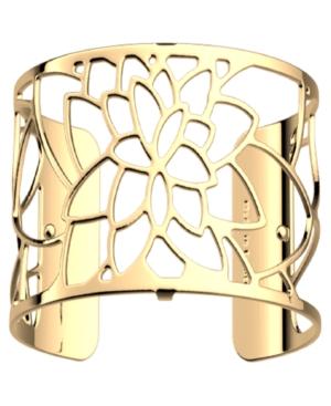 Openwork Wide Adjustable Cuff Nenuphar Bracelet