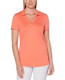 AirFlux V-Neck Golf Polo