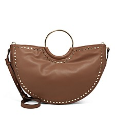 INC Maurra Studded Bangle Satchel, Created For Macy's