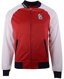 Men's St. Louis Cardinals Ballpark Track Jacket