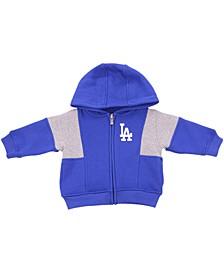Toddler Boys Los Angeles Dodgers Full-Zip Hoodie