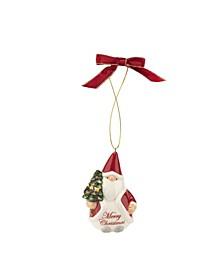 Gnome Merry Christmas Ornament