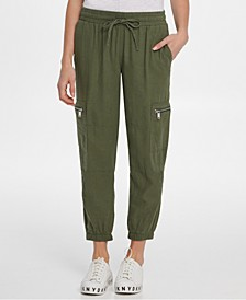 Cotton Cargo Pants