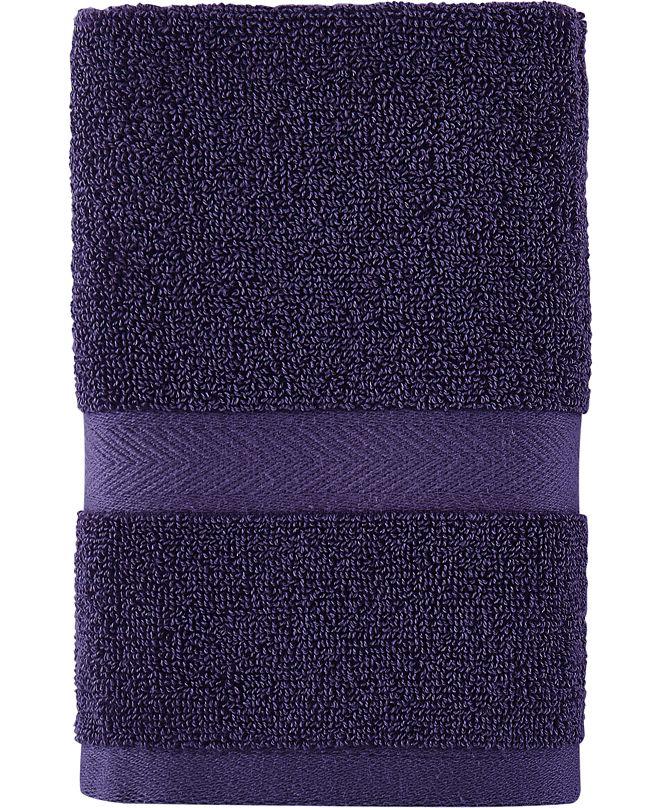"Tommy Hilfiger Modern American 16"" x 26"" Cotton Hand Towel"