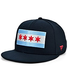 Chicago Blackhawks Hometown Fitted Cap