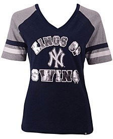 New York Yankees Women's Local Phrase Pavilion T-Shirt