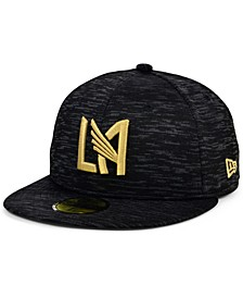 Los Angeles Football Club 2020 On-field 59FIFTY Cap