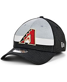 Arizona Diamondbacks Striped Shadow Tech 39THIRTY Cap