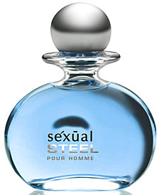 Michel Germain Men's Sexual Steel Pour Homme Eau de Toilette Spray, 2.5-oz.