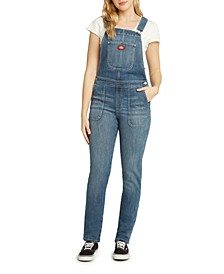 Juniors' Denim Overalls