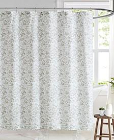 """Jasper Shower Curtain, 72"""" W x 72"""" L"""