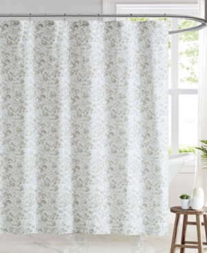 Brooklyn Loom Jasper Shower Curtain, 72