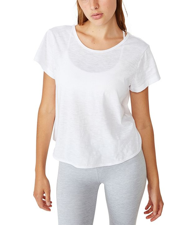 COTTON ON Lifestyle Twist Back T-shirt