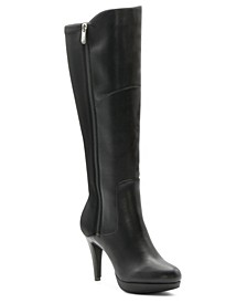 Pisa Stretch Tall Dress Boots