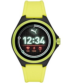 Silicone Strap Smart Watch, 44mm