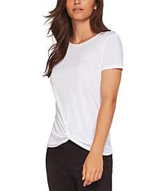 Front-Twist T-Shirt