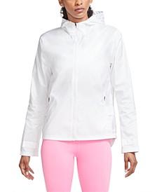 Women's Essential Water-Repellent Runnning Jacket