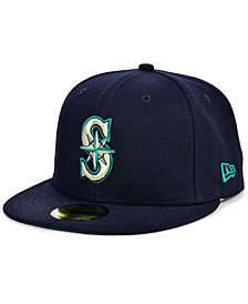 Seattle Mariners 2020 Opening Day 59FIFTY-FITTED Cap
