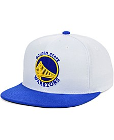 Men's Golden State Warriors Fresh Crown Snapback Cap