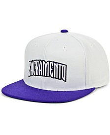 Sacramento Kings Fresh Crown Snapback Cap