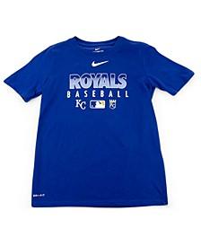 Kansas City Royals Youth Early Work T-Shirt