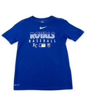 Nike Kansas City Royals Youth Early Work T-Shirt