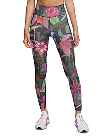 Nike Women's One Icon Clash Dri-FIT Leggings
