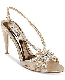 Badgley Mischka Jacqueline II Evening Shoes