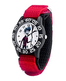 Disney Onward Ian Lightfoot Boys' Black Plastic Watch 32mm