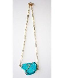 Turquoise Variscite Necklace