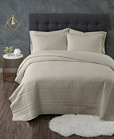 Full/Queen 3-Piece Quilt Set
