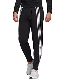 3-Stripe High-Waist Knit Pants